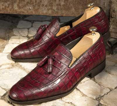 Zapato Loafer Primavera