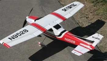 Tipos de aviones teledirigidos
