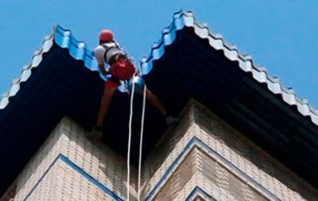 Trabajos verticales obra civil
