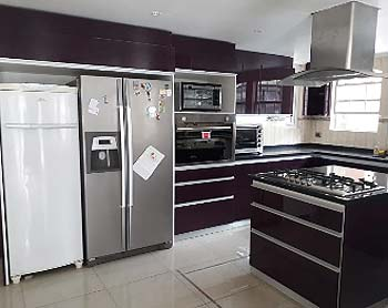 Cocinas profesionales para viviendas