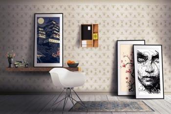 Decoración vintage para interiores