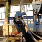 Maquinaria calderería industrial
