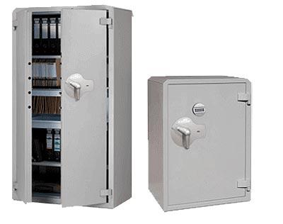Tipos de armarios de seguridad