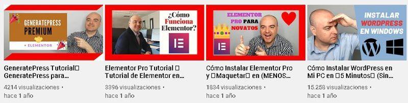 Canal Youtube Rafa Ramos