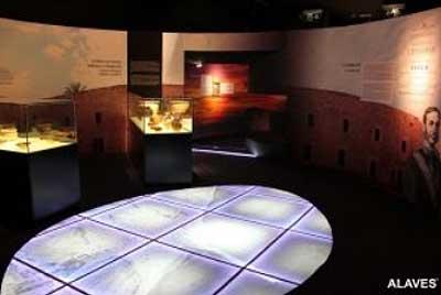Creación de espacios para museos