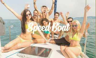 Despedida Alicante Speed Boat