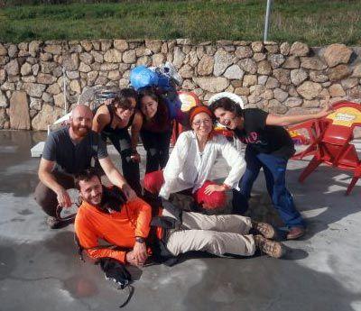 Coaching en el Camino de Santiago