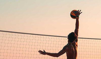 Competiciones de voleibol playa