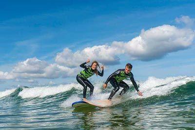 Surf Camp Cantabria