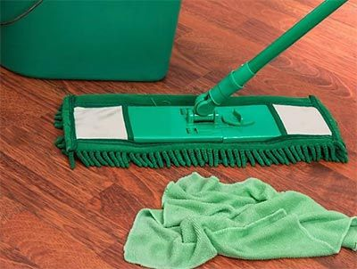 Cómo quitar manchas del suelo