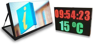 Ventajas pantallas LED Full color