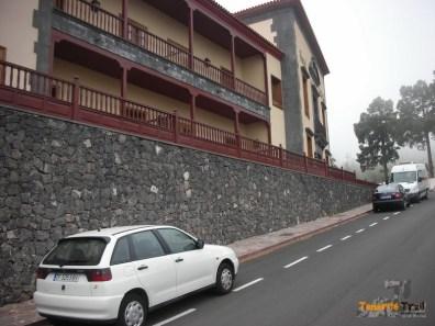 Entrada GR a Vilaflor