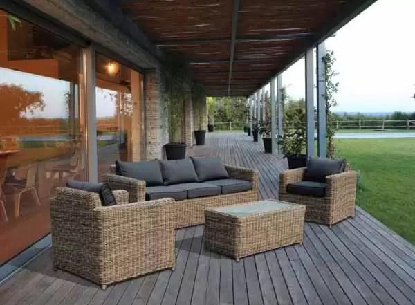 Mobili, set da giardino e molto altro ti aspettano. Scegliere I Materiali Dei Mobili Da Giardino