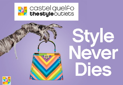 CASTEL GUELFO THE STYLE OUTLETS SHOPPING IS THE RIGHT