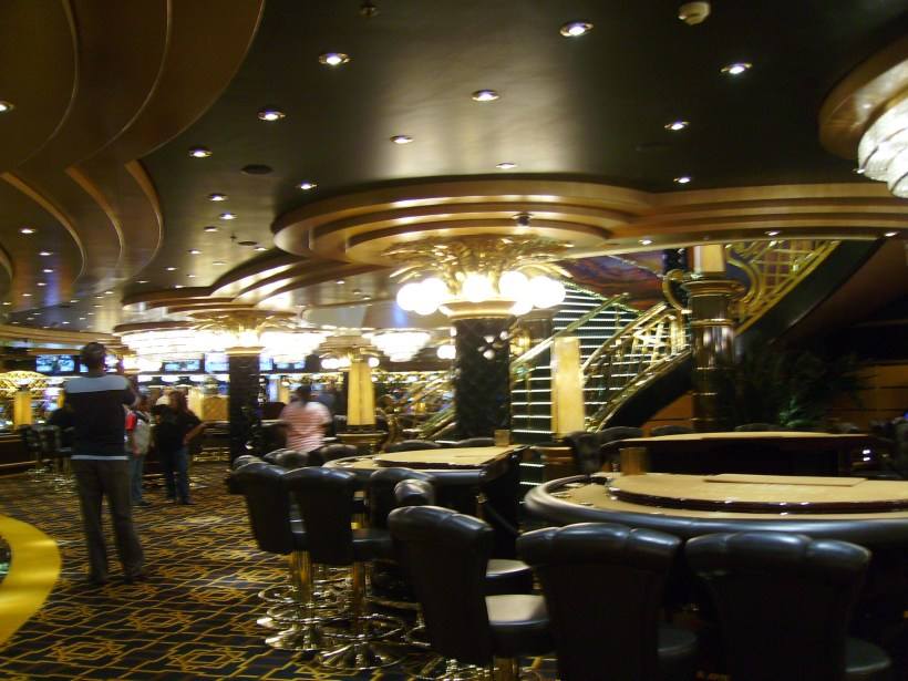 MSC Splendida - Casinò