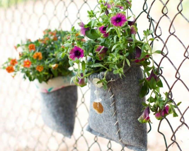14 idee fai da te per creare bellissimi giardini verticali /2