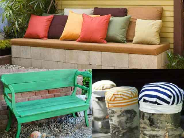 6 idee fai da te per realizzare mobili da giardino guida for Programmi per disegnare mobili
