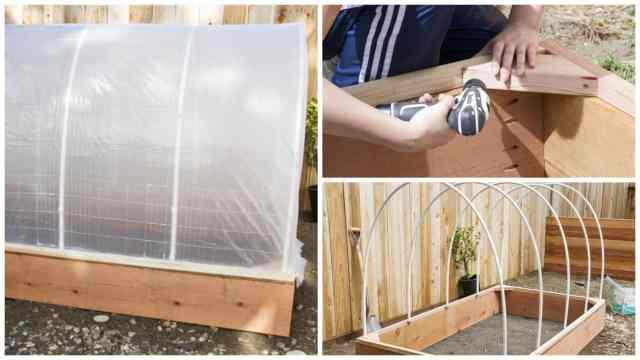 Come realizzare una serra passo dopo passo guida giardino for Costruire una casa passo dopo passo