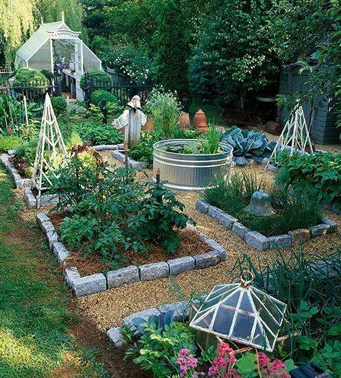 Come realizzare un orto a bassa manutenzione | Guida Giardino
