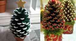 Decorare con le pigne: 10 idee creative per Natale