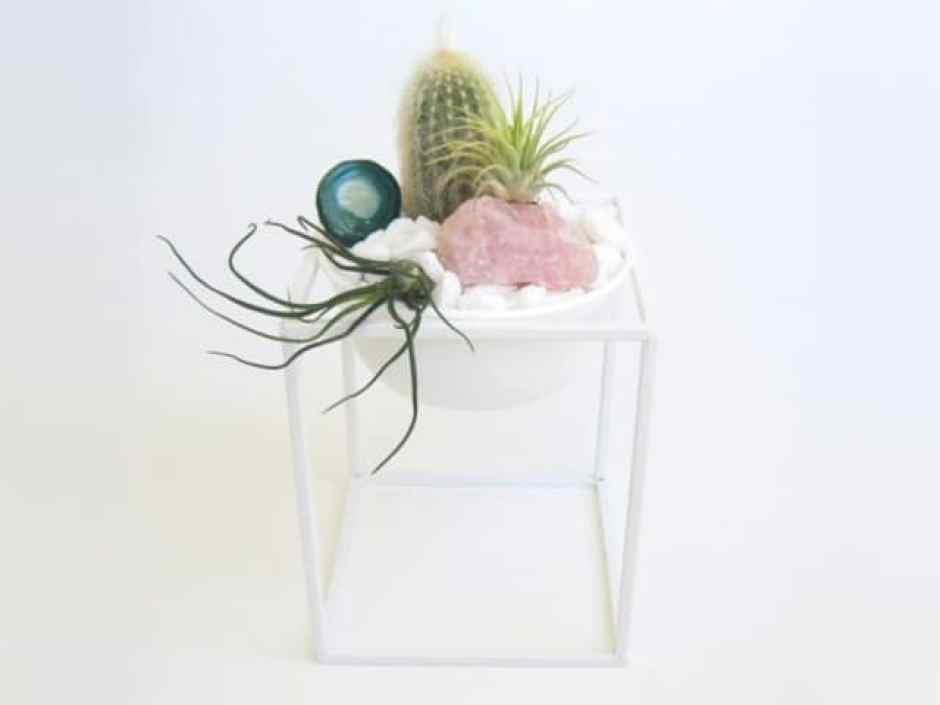 Da vecchia lanterna a vaso per le piante
