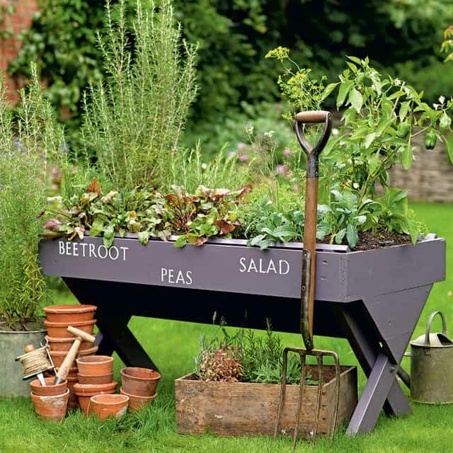 idee fai da te e low cost per il giardino