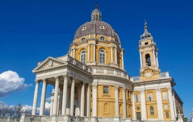 Basilica di Superga Torino Barocca