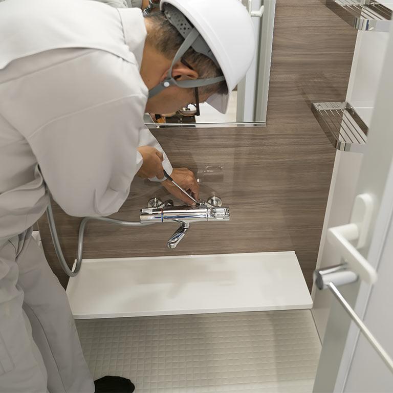 salles de bains avec guide artisan