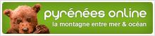 Portail tourisme dans les Pyrénées