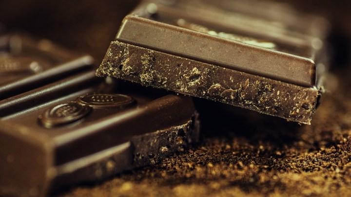 Le chocolat noir, c'est bon pour la santé