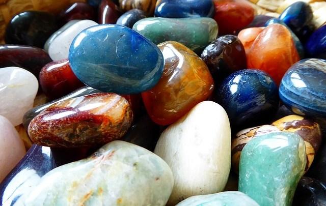 Tout connaître sur les pierres porte-bonheur