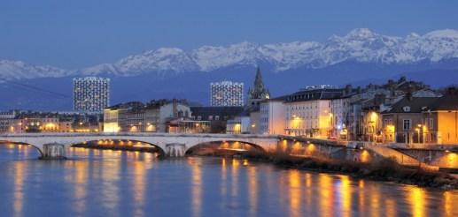 Grenoble la romantique et sexy
