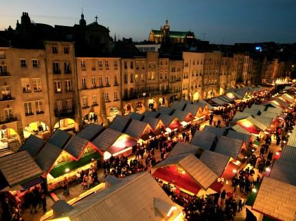 La ville de Metz, un endroit parfait !