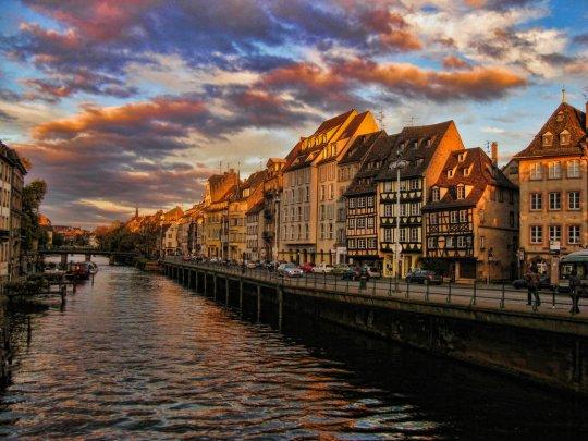 La ville de Strasbourg est un excellent endroit pour le libertinage.