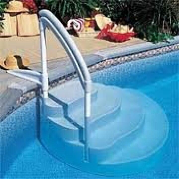 escalier amovible piscine guide