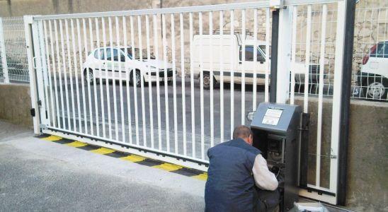 portail éléctrique