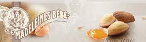 madeleine bébé1