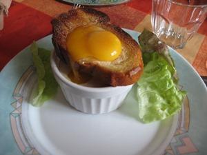 Oeuf provencal