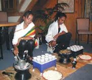 café éthiopien