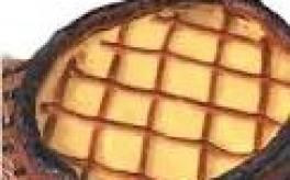 tarte à l'badré