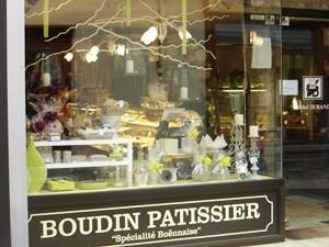Boudin pâtissier ou boudin au chocolat de Boën sur Lignon1