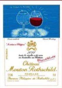 MOUTON ROTHSCHILD 2014