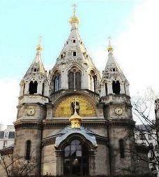 église russe de la rue Daru