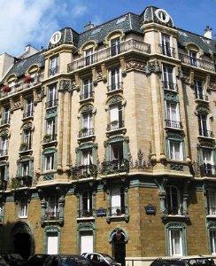 immeuble 9 rue Claude Chahu 75