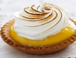 tarte meringuée citron
