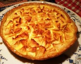 tarte-aux-pommes-normande
