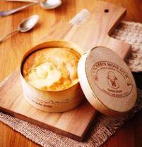 Boîte chaude fondue de Vacherin en coque