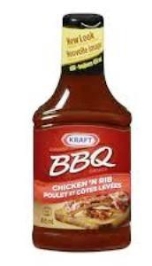 Sauce barbecue ou sauce BBQ