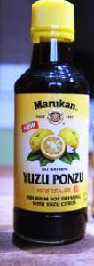Sauce yuzu ponzu