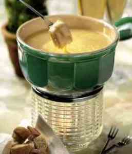 fondue munster